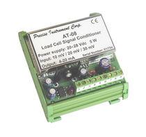 DIN rail mount weight transmitter