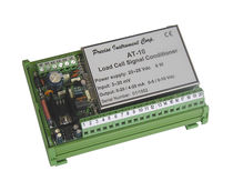 DIN rail signal conditioner / load cell