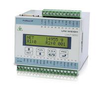 Weight transmitter with analog output / Modbus RTU / DIN rail mount