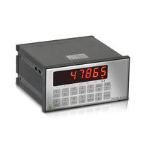 Digital weight indicator / DIN rail / IP54 / multifunction
