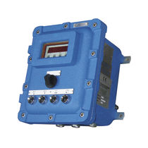 Digital weight indicator / panel-mount / intrinsically safe / programmable