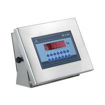Digital weight indicator / benchtop / IP65 / explosion-proof