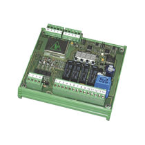 Overload relay / DIN rail / AC/DC / digital