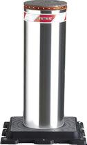 Hydraulic retractable bollard