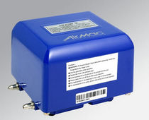 Air pump / electric / diaphragm / for medical applications