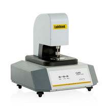 Thickness measuring system / direct-contact / for film / for paper