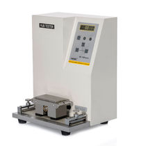 Resistance tester / abrasion / for printing and labels / for ink