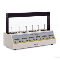 Lasting adhesion tack test device / adhesive shear / for adhesive tape / automatic