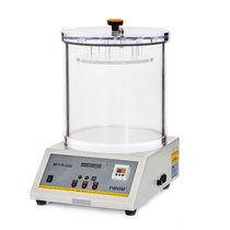 Vacuum leak tester / for packaging / for bottles