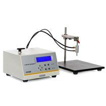 Seal strength measurement leak detector / for packaging / for burst testing / for creep testing