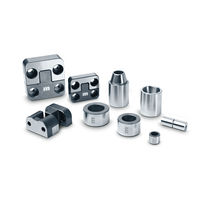 Tapered interlock / for tools / for molds