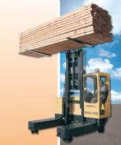 Electric forklift / ride-on / handling / multi-directional