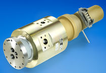 Multi-passage rotary union / slip ring assembly