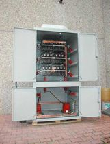 Aluminum housed resistor / floor-mounted / grounding / neutral