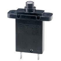Thermal circuit breaker / low-voltage / manual reset