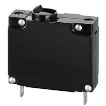 Hydraulic-magnetic circuit breaker / multi-pole / single-pole