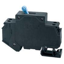 Hydraulic-magnetic circuit breaker / 4-pole / modular