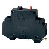 Thermal-magnetic circuit breaker / single-pole / modular