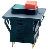 Thermal circuit breaker / 3-pole / modular / push-button
