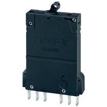 Thermal-magnetic circuit breaker / low-voltage / modular