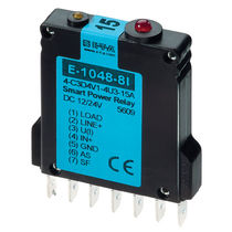 Power solid state relay / for printed circuit boards
