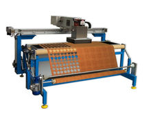 Textile cutting machine / CO2 laser / CNC / engraving