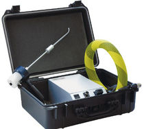 Gas sampling probe / heated / with dilution unit
