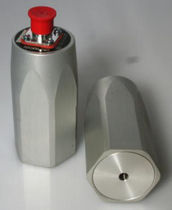 Magnetic vibration speed sensor