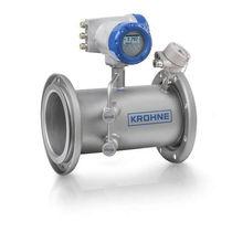 Ultrasonic flow meter / biogas / in-line