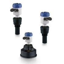 Ultrasonic level sensor / for corrosive environments