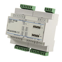 Analog input module / Modbus RTU / RS-485 / remote