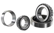 Tapered roller bearing / radial