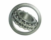 Ball bearing / radial / self-aligning