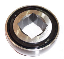 Ball bearing / spherical / steel / for agricultural applications