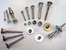Locking bolt / stainless steel