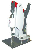 Manual press / joining / for self-clinching fasteners