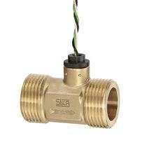 Turbine flow sensor / for liquids
