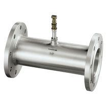 Turbine flow meter / for liquids / in-line / stainless steel
