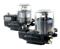 Grease pump / piston / compact / for centralized lubrication systems