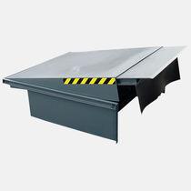 Electro-hydraulic dock leveler / telescopic