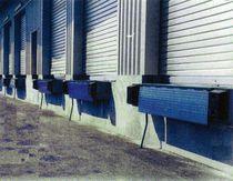 Dock ramp / for vehicles / for trucks / mechanical