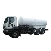 Vacuum-loader truck / 3-axle