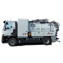 Sewer cleaner truck / 2-axle