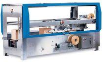 Double-flap case sealer / adhesive tape