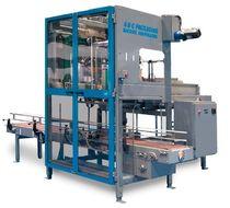 Cardboard box insertion machine / partition