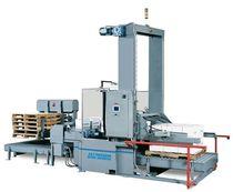 Case palletizer / tray / modular