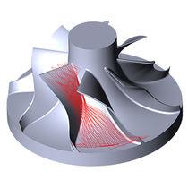 Programming software / CAM / machining / 3D