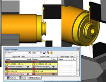 CAM software / for Swiss lathes