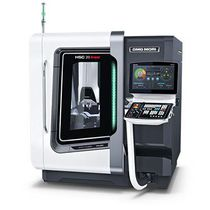 5-axis machining center / vertical / with rotary table / compact