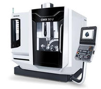 3-axis CNC milling machine / universal / high-performance